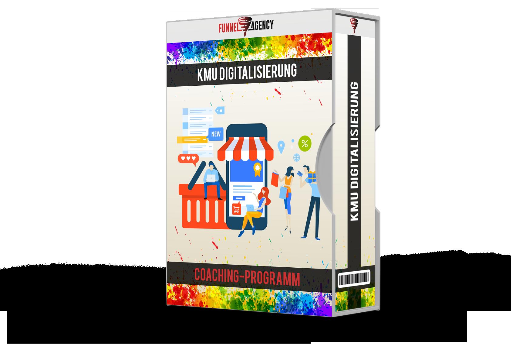 KMU Digitalisierung Für Kleinunternehmen Und Mittelstand Coaching Transparent